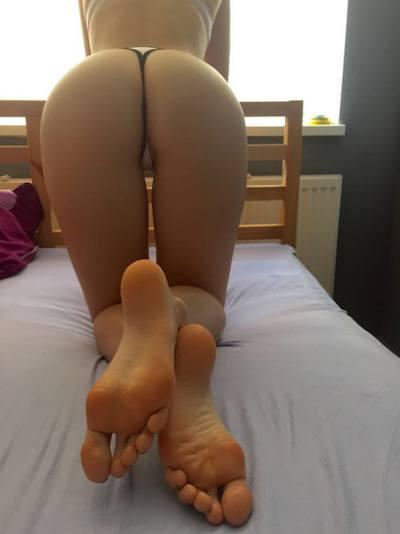Ich habe Lust auf ein erotisches Date und will ficken – Gerne auch Füße lecken!