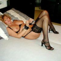 Sexsüchtige Cougar sucht geile Sextreffen in München