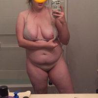 Mollige Frau aus Halle sucht sexuelles Abenteuer
