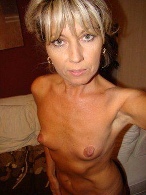schlanke reife Frau sucht Sextreffen