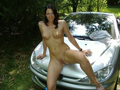 Sexdate auf dem Parkplatz von geiler Milf gesucht
