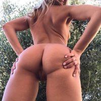 Sexy Blondine sucht Mann für Outdoor Sex in Chemnitz